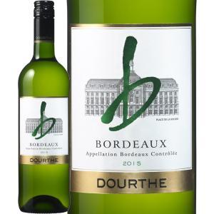 白ワイン フランス・ボルドー ドゥルト・bボルドーブラン これぞスーパー激安ボルドー白 フランス  750ml wine|kbwine