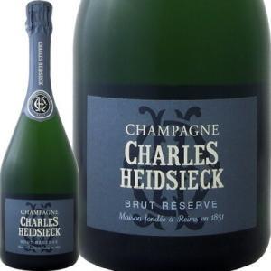 スパークリングワイン シャルル・エドシック・ブリュット・レゼルヴ フランス 白シャンパン 辛口 Ch...