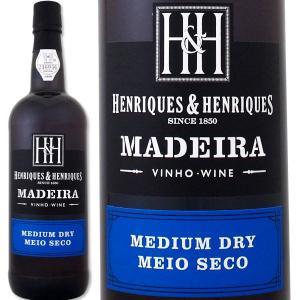 マデイラ酒 エンリケシュ エンリケシュ マデイラ ミディアム ドライポルトガルマデイラ島750mlフ...