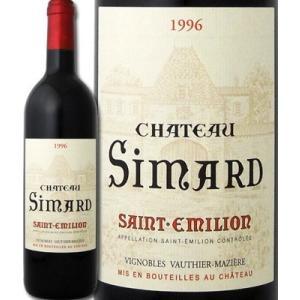 赤ワイン フランス・ボルドー シャトー・シマール 1996 フランス  750ml ミディアムボディ寄りのフルボディ 辛口 wine|kbwine