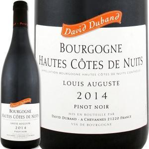 """ドメーヌ・ダヴィド・デュバン ブルゴーニュ・オート・コート・ド・ニュイ """"ルイオーギュスト"""" 2014 フランス ワイン France bourgogne wine..."""