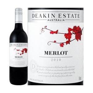 赤ワイン オーストラリア ディーキン・エステート・メルロー オーストラリア  750ml ミディアムボディ 辛口 wine 最新ヴィンテージでお届けとなります|kbwine
