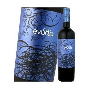 赤ワイン スペイン エヴォディア 2015スペイン750mlミディアムボディ寄りのフルボディ辛口Evodiaパーカー wine|kbwine