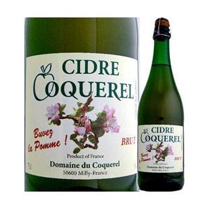 ドメーヌ・デュ・コクレル・シードルブリュトン・ブリュット フランス  750ml 辛口 wine sparkling kbwine