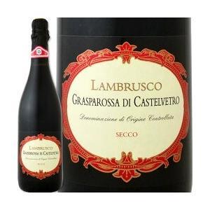 スパークリングワイン フォルミージネ・ペデモンターナ・ランブルスコ・グラスパロッサ・ディ・カステルヴェトロ・セッコ wine|kbwine
