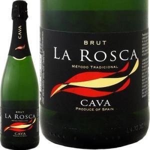 スパークリングワイン ラ・ロスカ・カバ・ブリュット wine sparkling|kbwine