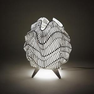 イシグロ 20027 ラタンランプ B ホワイト【送料無料(北海道・沖縄・離島を除く)】【メーカー直送】【ムードランプ・照明・ライト】|kcm-onlineshop