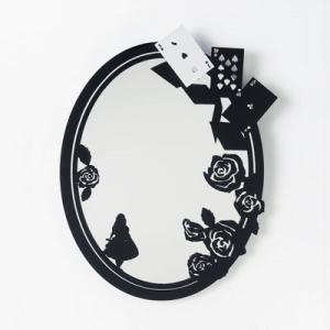 セトクラフト SA-0006-350 ミラー (Rose Garden) 【お取り寄せ】【アリス・イン・ワンダーランド/鏡/ミラー】|kcm-onlineshop