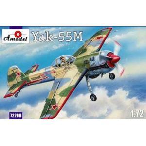 1/72 ヤコブレフYak-55Mアクロバット機/Aモデル72200/ kcraft