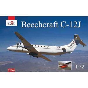 1/72 ビーチクラフトC12J双発ターボプロップ機・米空軍機/Aモデル72344/ kcraft
