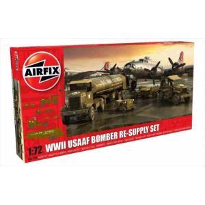 1/72 アメリカ陸軍航空軍 第8爆撃軍団 爆撃補給セット/エアフィックス06304/|kcraft