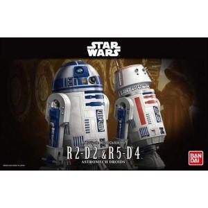 スターウォーズ 1/12 R2-D2 & R5-D4...