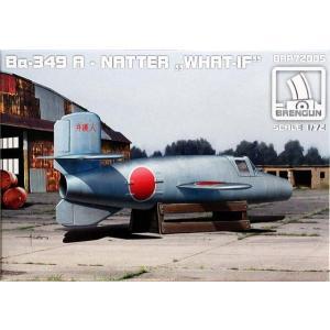 """1/72 バッフェム Ba-349A ナッター""""WHAT-IF"""