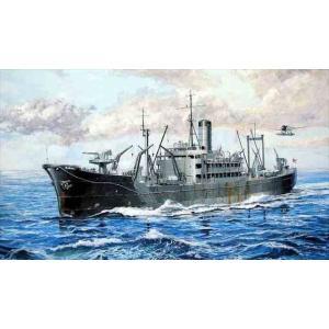 1/700 日本海軍 給糧艦 伊良湖 就役時/ピットロードW178/