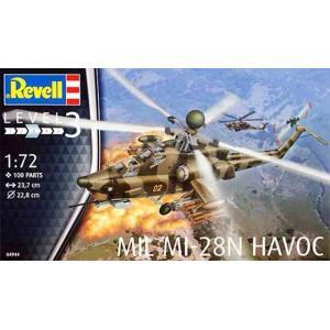 1/72 ミル Mi-28 ハボック/レベル04944/|kcraft