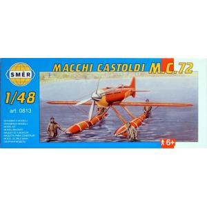 1/48 伊・マッキM.C72世界速度記録レーサー/スマー0813/|kcraft