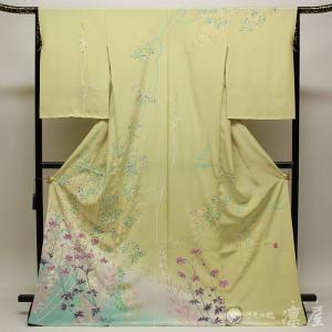 加賀友禅 訪問着 杉浦伸「四季の風」|kd-rinya