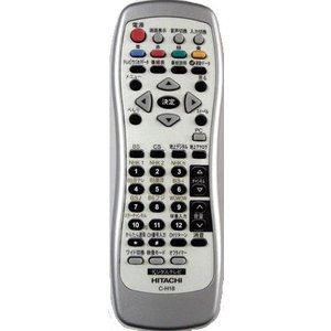 テレビリモコン 日立 HITACHI C-H18 W26L-H80-026 オプション