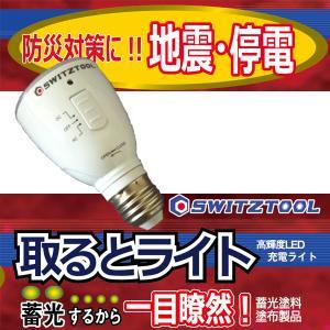 取るとライト TL-DC01 (高輝度LED充電式ライト)|kd-y