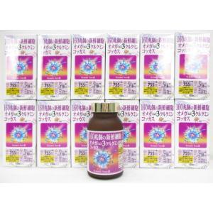 12瓶setオメガ3クルクミンコッカス[最新品が最安値]アドバンス腸内細菌食品・送料無料|kdckdc