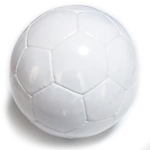 白いサッカーボール|kdd-yafuu-store