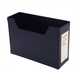 手紙や封筒、DMの整理に便利な「buro/ビュロー」シリーズの塩ビ製レターファイルボックスです。組み...