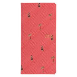 【東京糸井重里事務所】B6変型 ほぼ日手帳 WEEKS【hula】<2015年3月から2016年3月>
