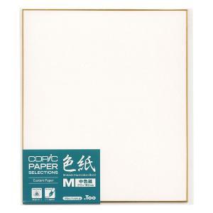 コピック色紙 ペーパーセレクション 中色紙サイズ 11604003|kdmbz