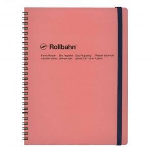 【DELFONICS/デルフォニックス】ロルバーン ポケット付メモ (XL)【ベビーピンク】 NRP06 BP|kdmbz