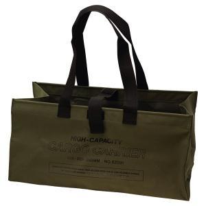 Cargo Bag/カーゴバッグ カーキ  EZ031-KH|kdmbz