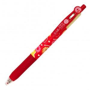 サラサラした滑らかな書き心地で人気のゲルボールペン「サラサクリップ/SARASA CLIP」と、ミス...