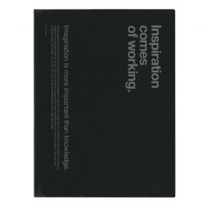6ポケットファイル A4 ブラック  500104-105