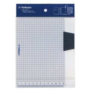 ロルバーン ノート/ノートダイアリー B6サイズ用 下敷き ブルー  500535 425|kdmbz