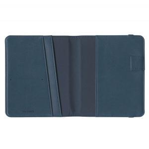 ロルバーン ポケット付メモ(M)用カバー ブラック  500596-105|kdmbz|02
