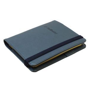 ロルバーン ポケット付メモ(M)用カバー ブラック  500596-105|kdmbz|04