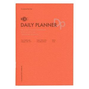 A5 ファンクションノート DAILY PLANNER (デイリープランナー) ユナイテッドビーズ LDNT-A5F-04|kdmbz