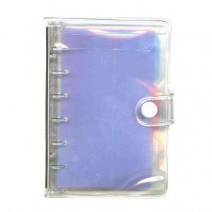 ミニ6穴サイズ システム手帳バインダー(保存バインダー) 透明  6H-15|kdmbz