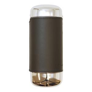 BT Oval グラスケース ブラック メガネケース 革巻き INL-3901 BK|kdmbz