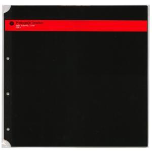 アルバム粘着台紙(L) ブラック  500178-105|kdmbz