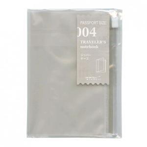 トラベラーズノート パスポートサイズ リフィル ジッパーケース  14316-006