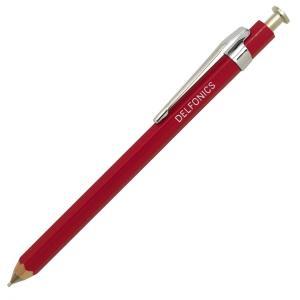 鉛筆をモチーフにしたコンパクトなシャープペンシルです。小さいので、手帳と合わせて持ち運ぶのにも便利で...