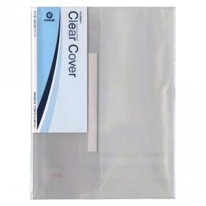 クリアカバー A4(小)サイズ 半透明  C-13|kdmbz