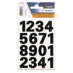 ラベル #4168(防水シール) 数字  304168|kdmbz