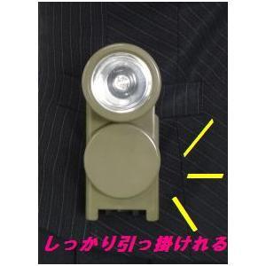 電池式LEDハンディーライト [CDFL1W] kds 05