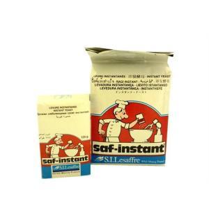 サフ ドライイースト 赤 125g インスタント ドライイースト / 乾燥酵母 パン用酵母 フランスパン 食パン 糖配合0〜12%までのパン作りに|ke-thi-fuudo-rabo