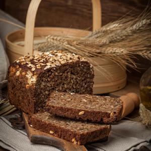マルチグレイン焙煎五穀 250g / 雑穀 パン パン作り ホームベーカリー パン材料 豊かな香り 香ばしい 添加物フリー|ke-thi-fuudo-rabo