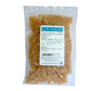 フィールメープル 200g / 固形メープルシロップ メープル 製菓 製パン スイーツ|ke-thi-fuudo-rabo