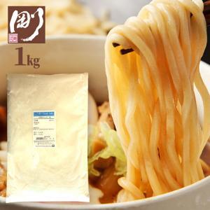 中華のちから 剛 1kg 中華麺用粉 準強力粉 昭和産業 / 中華麺 やきそば 乾麺 小麦粉|ke-thi-fuudo-rabo