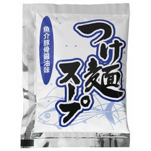 正田醤油 つけ麺スープ 250g (50g×5袋) 魚介豚骨醤油味 / つけ麺つゆ つけめん|ke-thi-fuudo-rabo