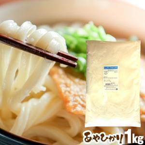 あやひかり 1kg 麺用粉 中力粉 / 三重県産 小麦粉 / 手打ち うどん用粉 手打ちうどん|ke-thi-fuudo-rabo